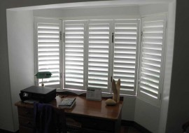 Aluminium Shutters Window Study