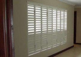 Aluminium Shutters Window Large