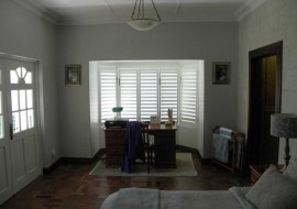 Aluminium Shutters Window Bedroom